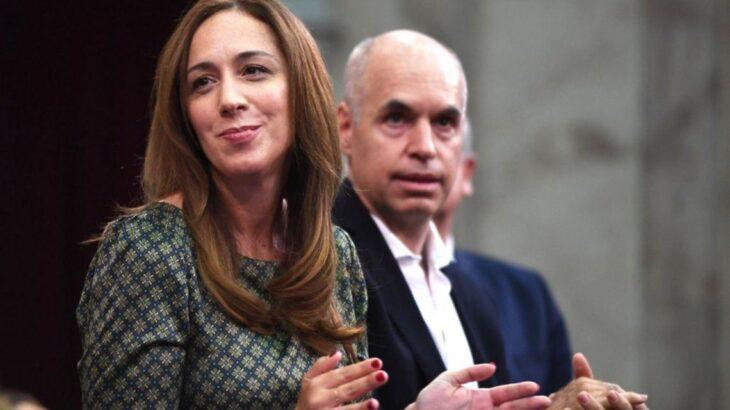 """Vidal justificó su postulación porteña: """"La Provincia necesita nuevos liderazgos"""""""