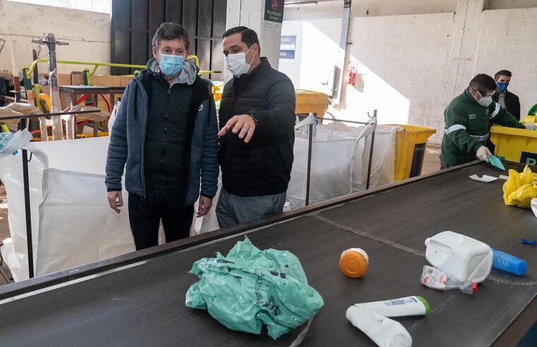 San Isidro alcanzó cifra récord de reciclables procesados en su planta
