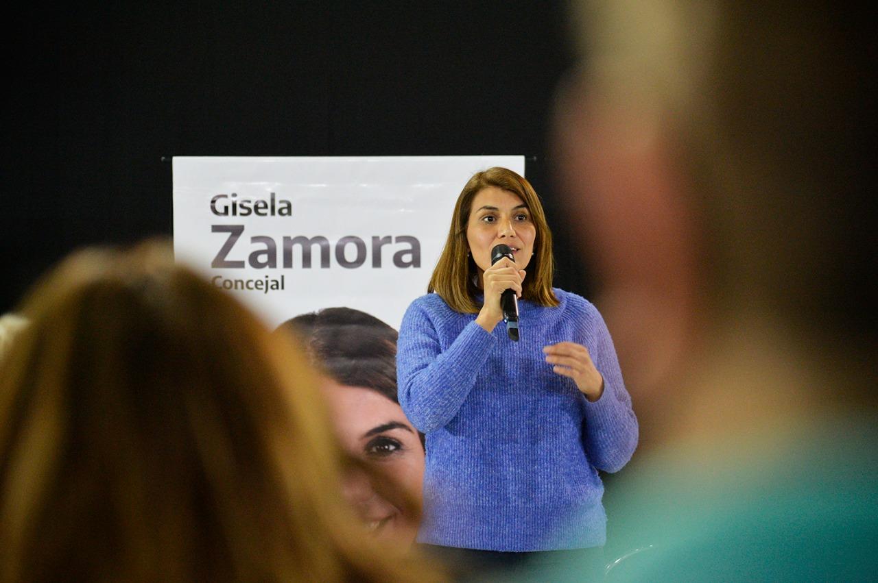 El Frente de Todos Tigre presentó sus candidatos en Benavídez y Dique Luján