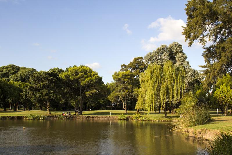Cómo será el nuevo parque público que diseñó el Estudio Thays en Villa Adelina