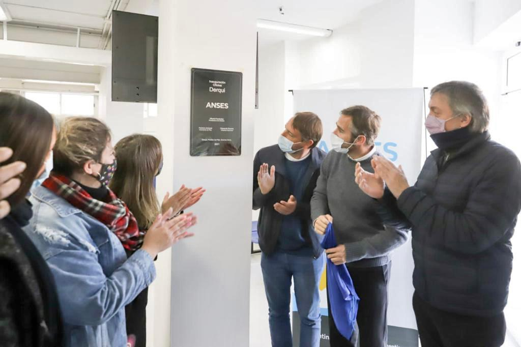 Derqui tiene su primera oficina de ANSES