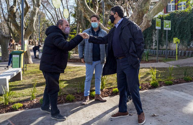 """""""El espacio público es indispensable para el bienestar de nuestros vecinos"""""""