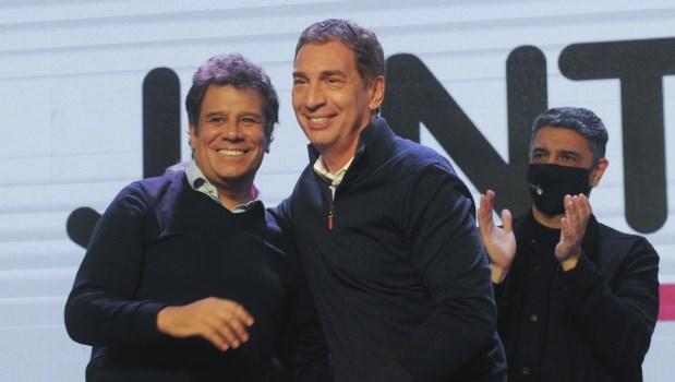 Santilli descartó que los votos de Manes se fuguen al Frente de Todos