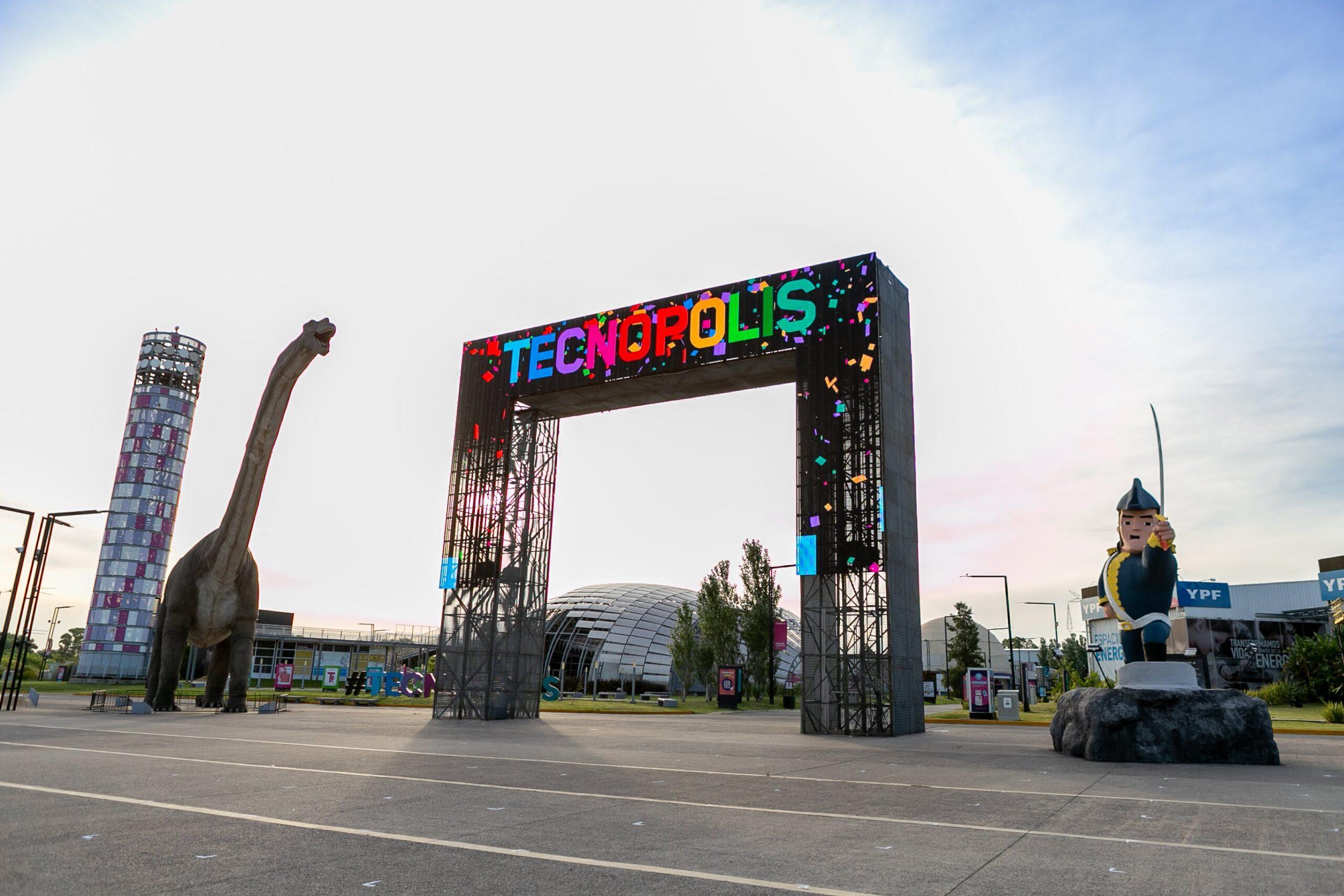 El sábado reabre tecnópolis