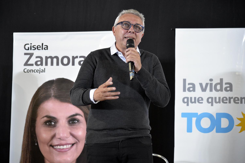 """""""Mientras sea intendente de Tigre no voy a permitir que los espacios públicos como Ecosol sean privatizados"""""""