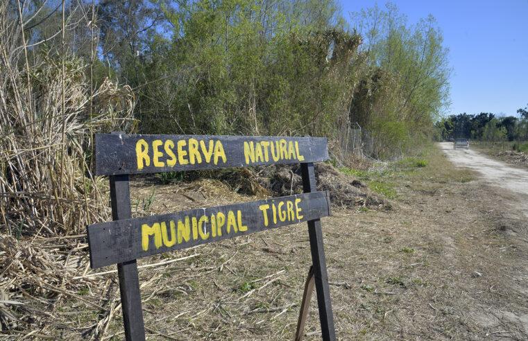 Tigre apoya la creación de una reserva natural en el Delta