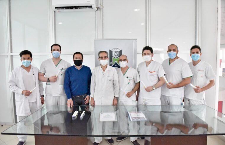 Malvinas Argentinas es el único distrito con equipo de cirugía bariátrica dentro de un sistema público en Sudamérica