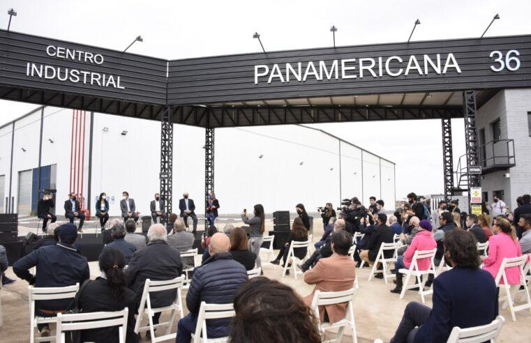 Se inauguró el Centro Industrial Panamericana 36