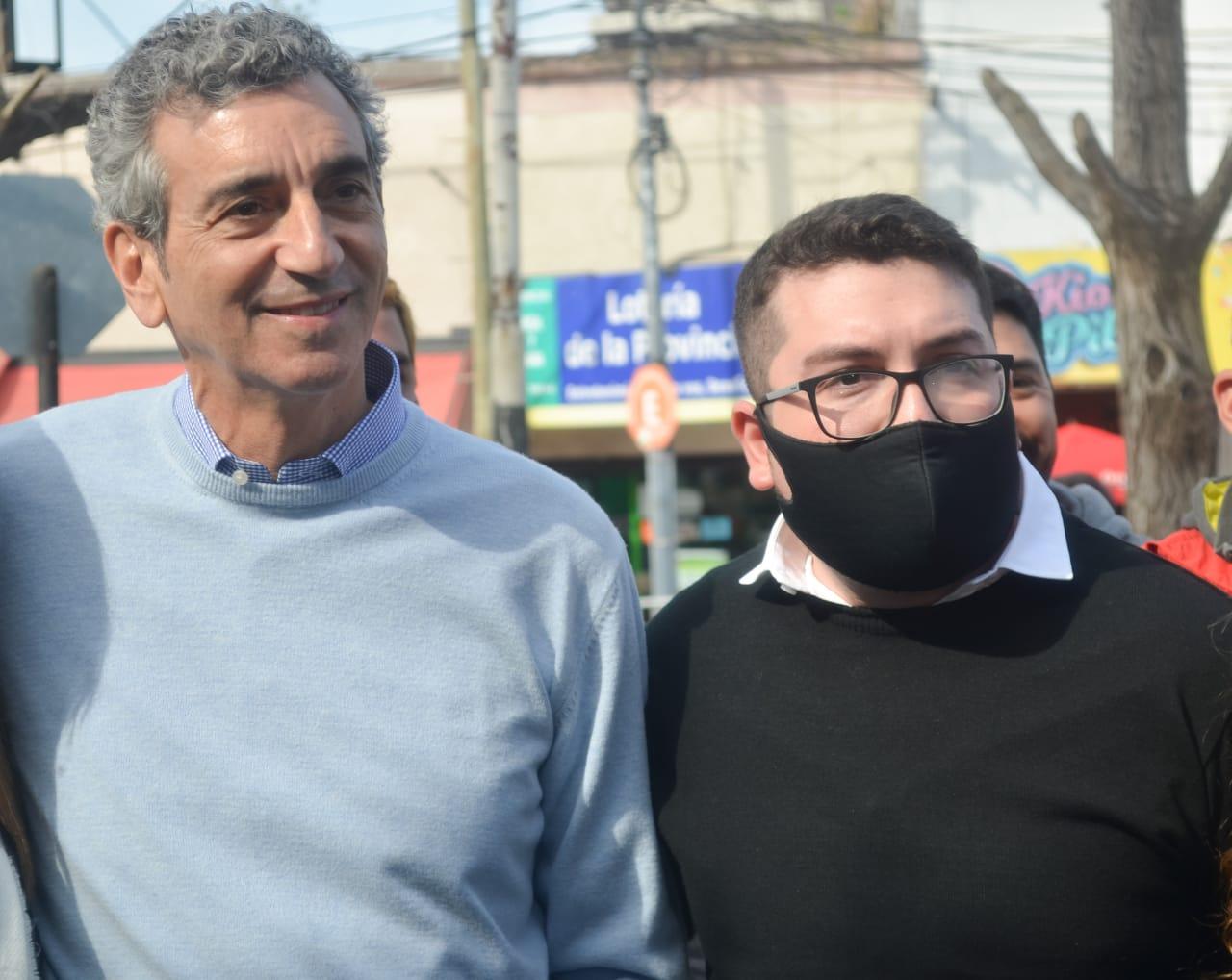 """Charly González: """"Voto bolsillo, hay que poner el acento en la economía"""""""