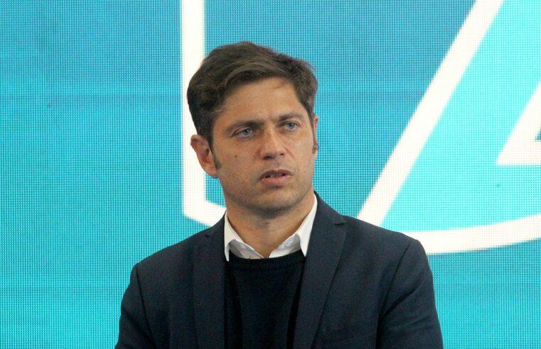 El Gabinete bonaerense puso su renuncia a disposición del gobernador Axel Kicillof