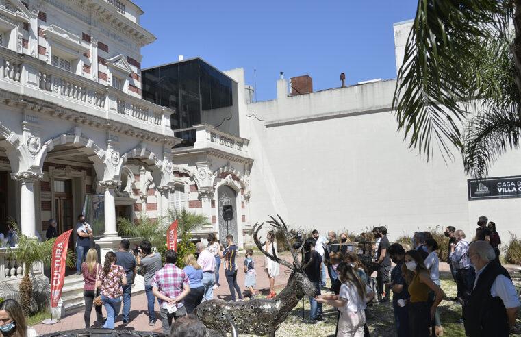 La Casa de las Culturas de Tigre reabrió al público