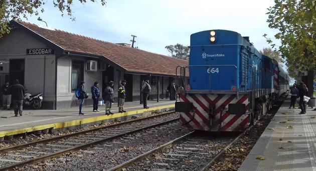 Trenes Argentinos suma 8 nuevas frecuencias entre Escobar y Villa Ballester