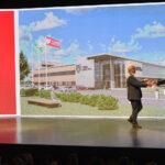 Zamora presentó el proyecto del nuevo Hospital Municipal de Alta Complejidad de Tigre