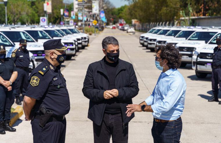 Vicente López suma nuevos patrulleros