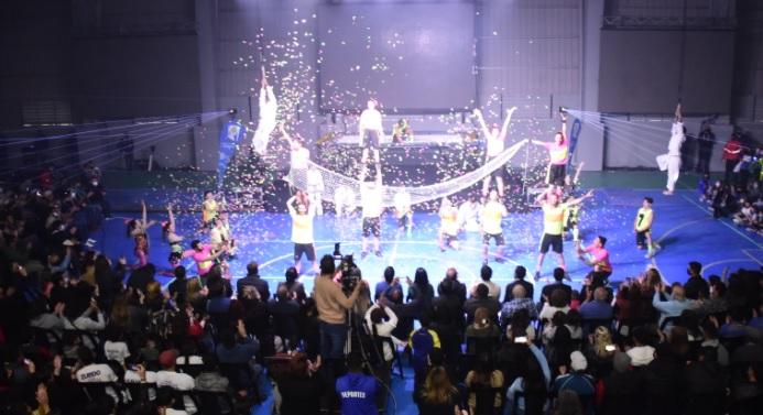 Se inauguró el polideportivo de Tierras Altas-Tortuguitas