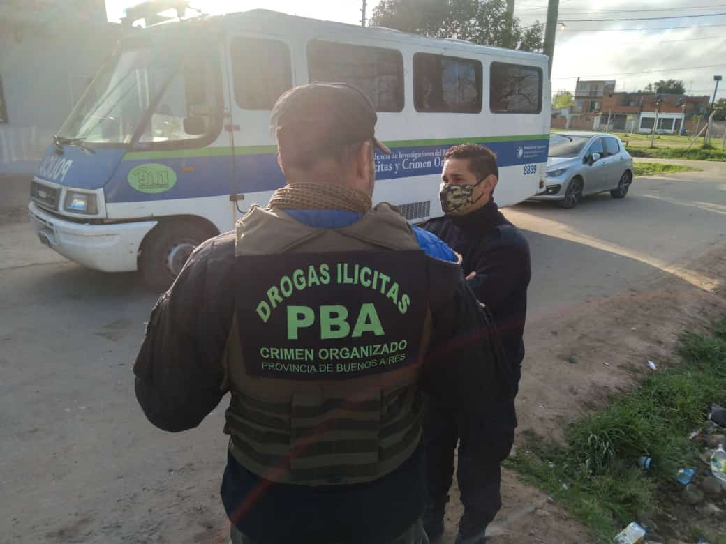 Con un procedimiento exitoso cada cuatro días, Escobar se ubica entre los distritos más eficientes en la lucha contra el narcotráfico
